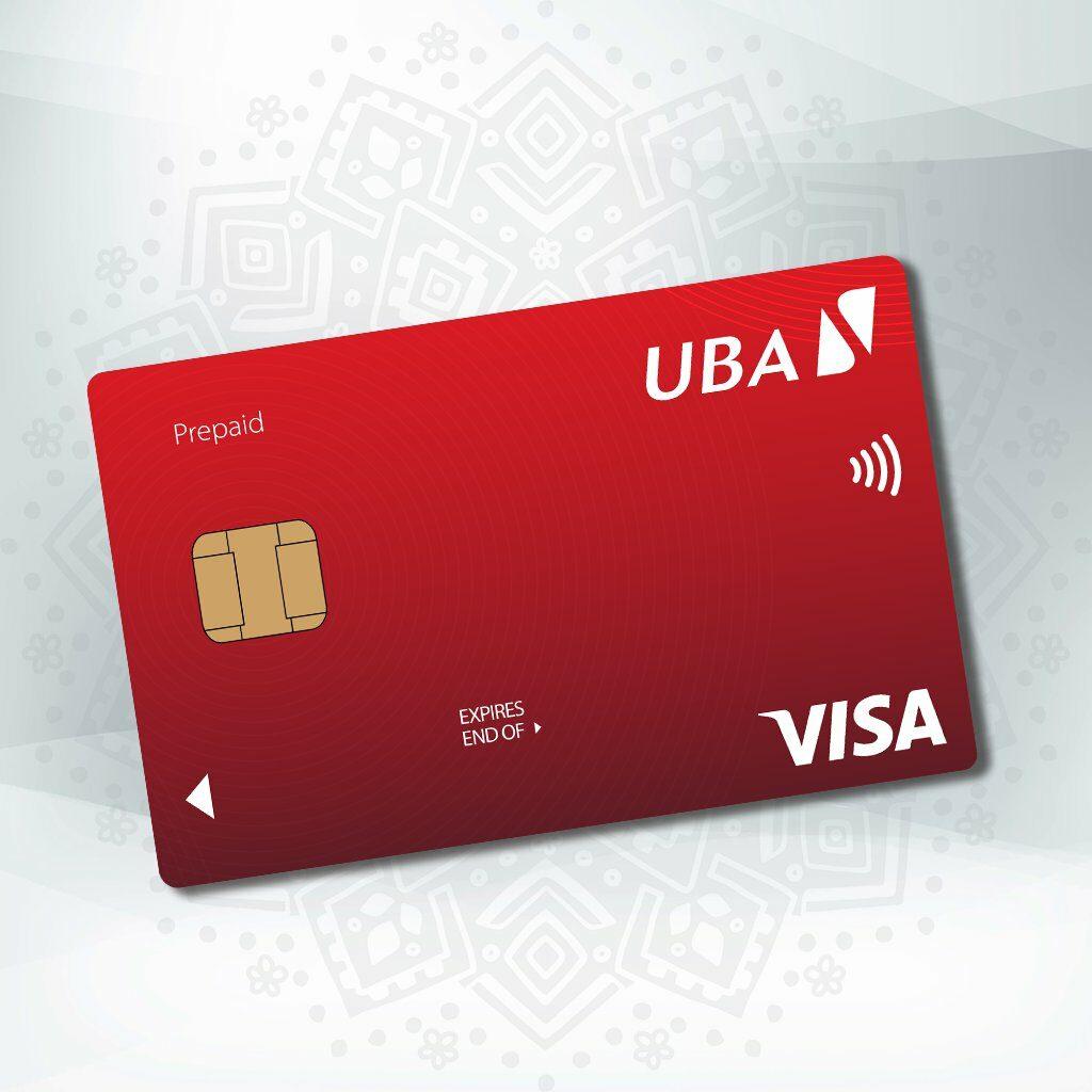 Cartes Prepayees Uba Burkina Faso